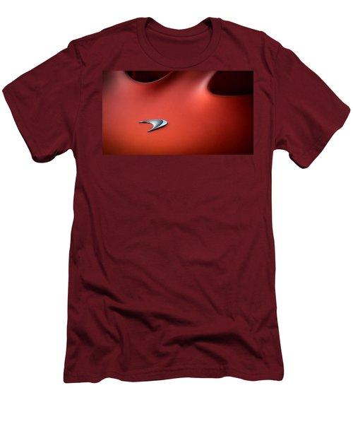 Mclaren P1 Men's T-Shirt (Slim Fit) by Douglas Pittman