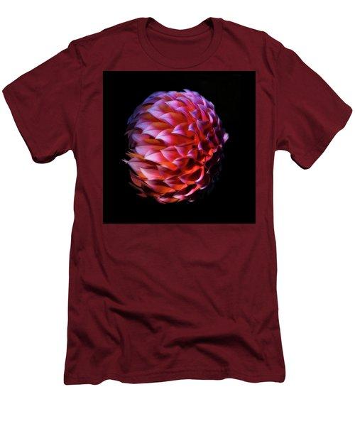 Meteor Dahlia Men's T-Shirt (Athletic Fit)