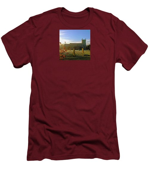 Morning Light Men's T-Shirt (Slim Fit) by Anne Kotan