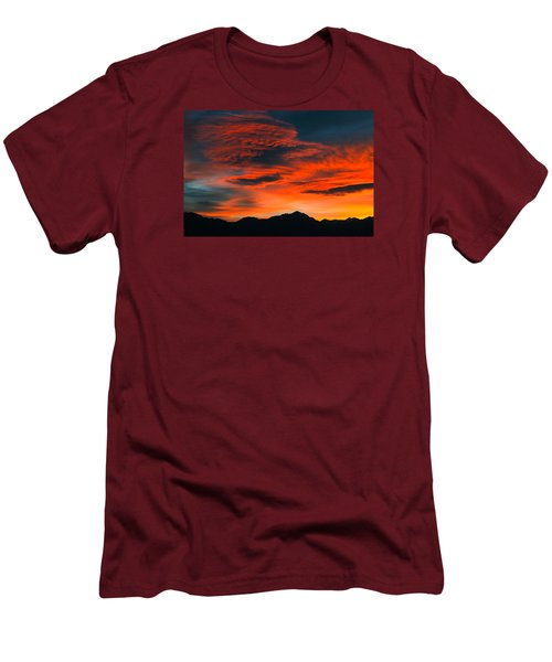 Morning Magic Men's T-Shirt (Slim Fit) by Paul Marto