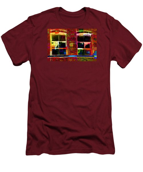 Multicolores Men's T-Shirt (Athletic Fit)