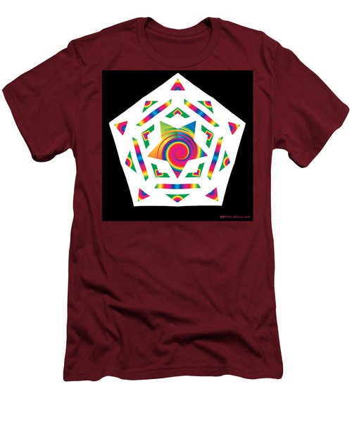 New Star 2a Men's T-Shirt (Slim Fit)