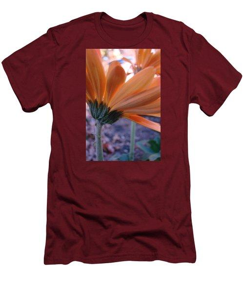 Orange Lady Men's T-Shirt (Athletic Fit)
