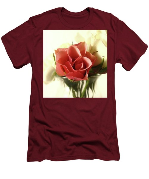 Petite Bouquet Men's T-Shirt (Athletic Fit)
