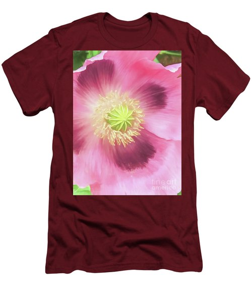 Poppy Perfection Men's T-Shirt (Athletic Fit)