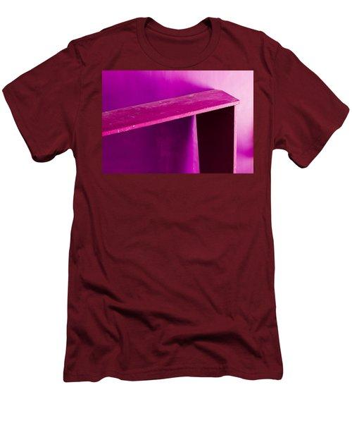 Purple Passion Men's T-Shirt (Slim Fit) by Prakash Ghai