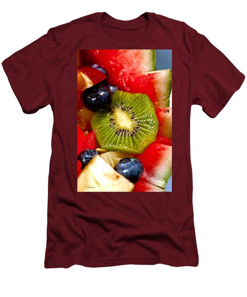 Refreshing Men's T-Shirt (Slim Fit) by Christopher Holmes
