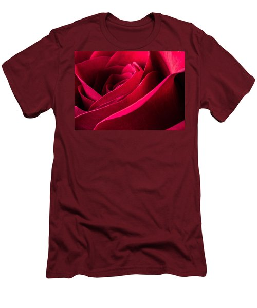 Rose Of Velvet Men's T-Shirt (Athletic Fit)
