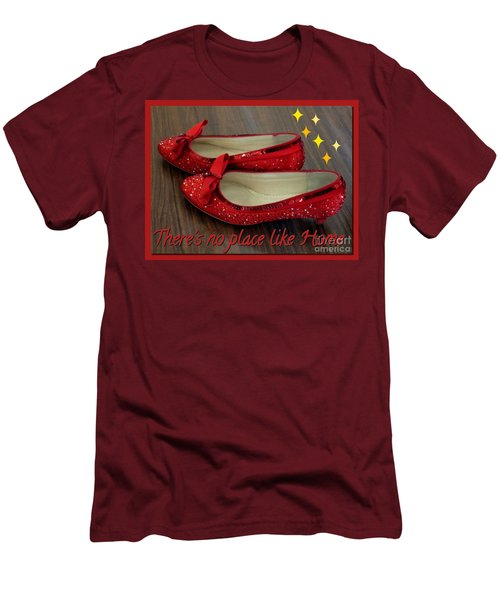 Ruby Slippers Men's T-Shirt (Athletic Fit)