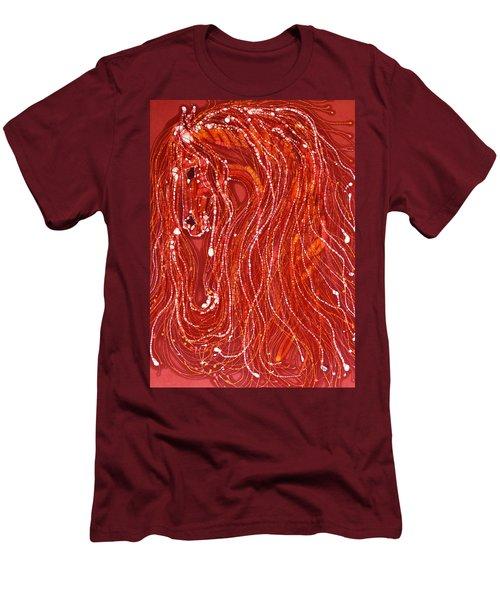 Shimmer Men's T-Shirt (Athletic Fit)