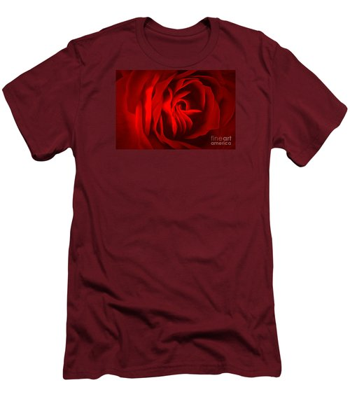 Sultry Mood Men's T-Shirt (Athletic Fit)