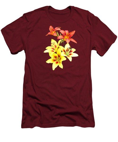 Summer I I  Men's T-Shirt (Slim Fit) by Newwwman