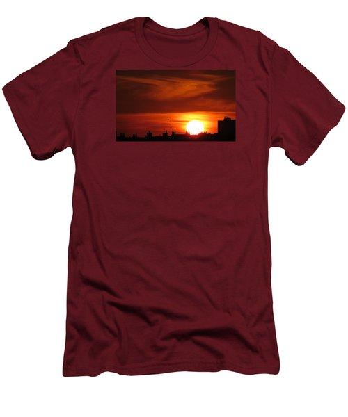 Sundown Men's T-Shirt (Slim Fit) by John Topman