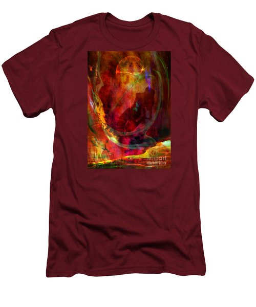 Sweet Dream Men's T-Shirt (Slim Fit) by Johnny Hildingsson