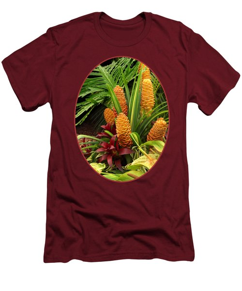 Tantalisingly Tropical Men's T-Shirt (Athletic Fit)