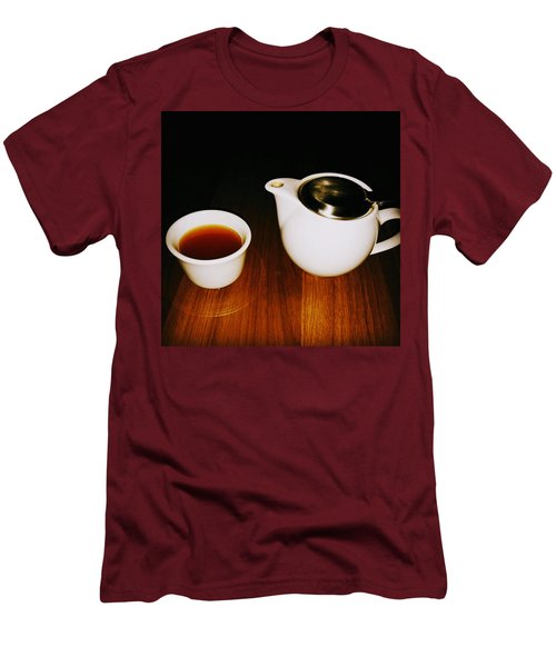 Tea-juana Men's T-Shirt (Athletic Fit)