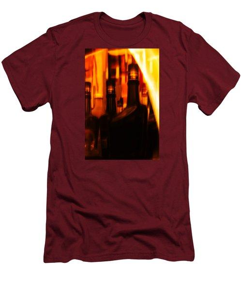 The Beautiful Colours Men's T-Shirt (Slim Fit) by Rajiv Chopra