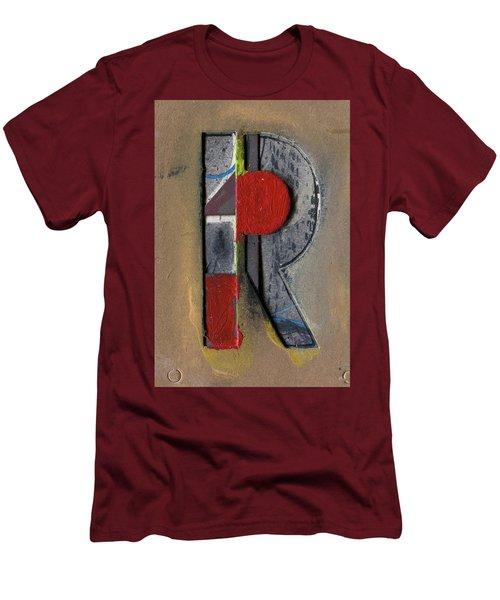 The Letter R Men's T-Shirt (Athletic Fit)