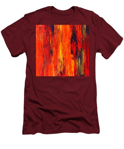 The Melt Men's T-Shirt (Athletic Fit)