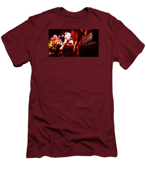 The Radiant Musicians Men's T-Shirt (Slim Fit) by Cameron Wood