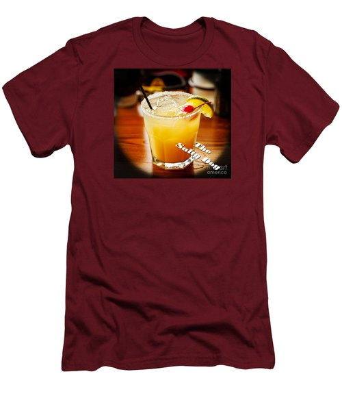 The Salty Dog Men's T-Shirt (Athletic Fit)