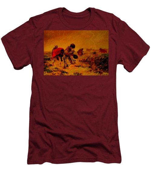 The Storm Men's T-Shirt (Athletic Fit)