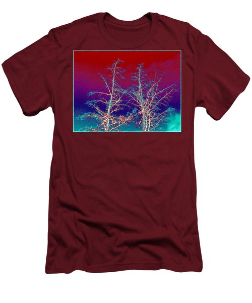 Treetops 4 Men's T-Shirt (Athletic Fit)