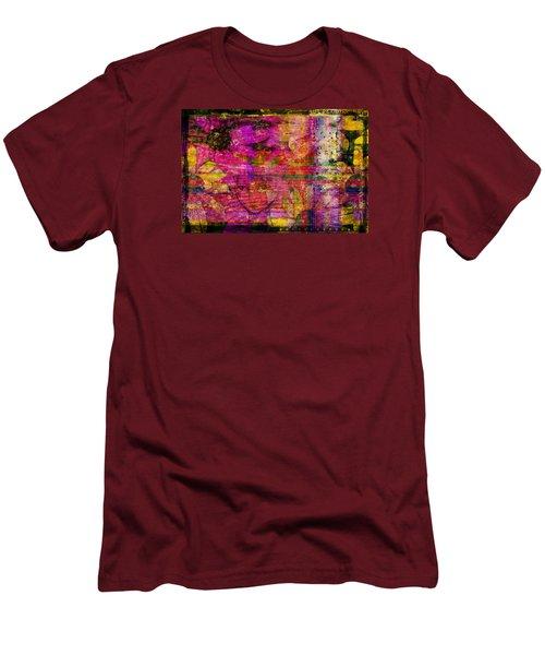 Triple Exposure Men's T-Shirt (Slim Fit) by Diana Boyd