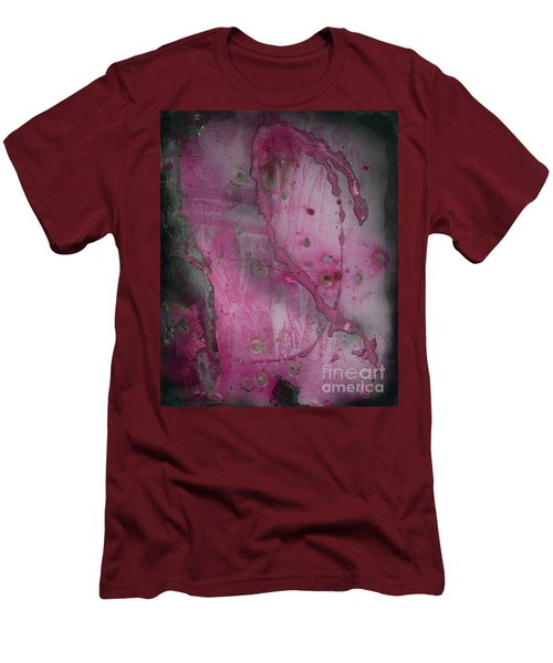 Universal Goddess 2 Of 3 Men's T-Shirt (Slim Fit) by Talisa Hartley