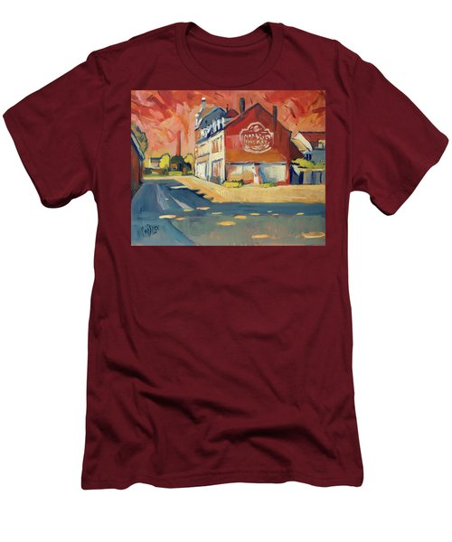 View To Radium Maastricht Men's T-Shirt (Athletic Fit)