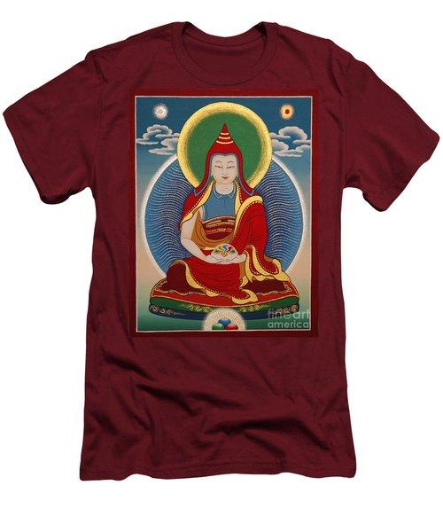 Vimalamitra Vidyadhara Men's T-Shirt (Athletic Fit)
