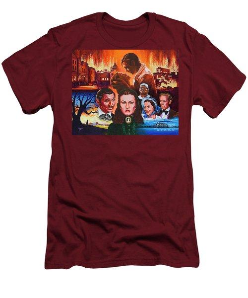 Vivien Men's T-Shirt (Athletic Fit)