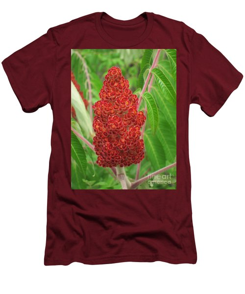 Wild Flowers 11 Men's T-Shirt (Athletic Fit)