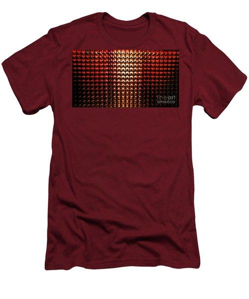 Wine Cellar Men's T-Shirt (Slim Fit) by M G Whittingham