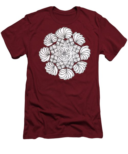 Zendala Joker's Wild Men's T-Shirt (Athletic Fit)