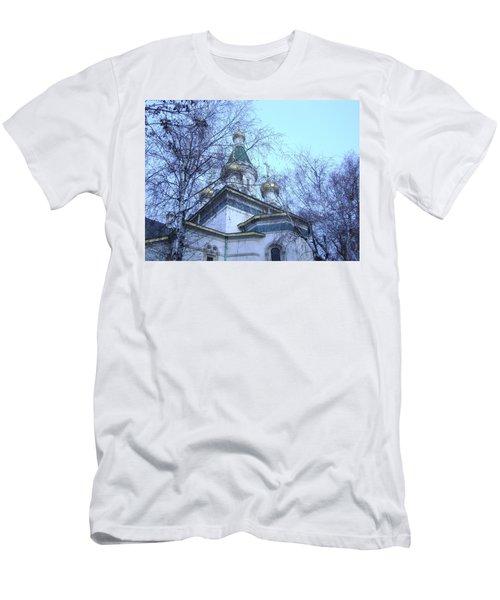 Orthodox Church Men's T-Shirt (Athletic Fit)