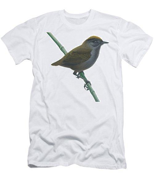 Wrenthrush Men's T-Shirt (Athletic Fit)