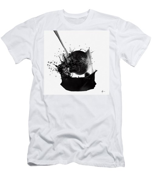 A World Within My Paint Pot ...---.... Men's T-Shirt (Athletic Fit)