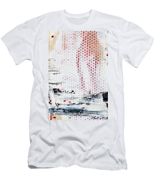 Abstract Original Artwork One Hundred Phoenixes Untitled Number Ten Men's T-Shirt (Athletic Fit)