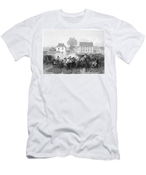 Battle Of Lexington, 1775 Men's T-Shirt (Athletic Fit)