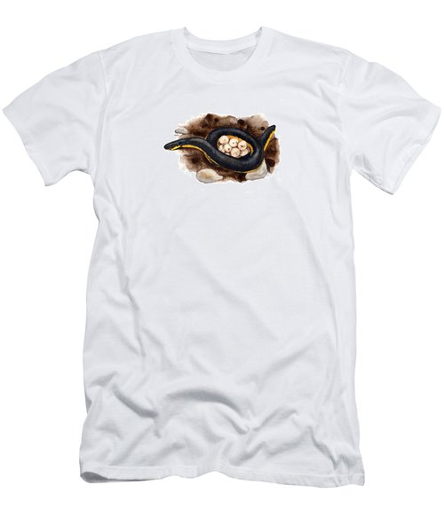 Caecilian Men's T-Shirt (Slim Fit) by Cindy Hitchcock
