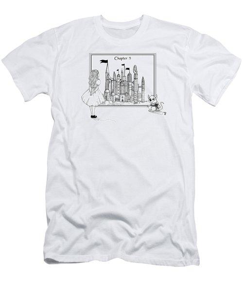 Chapter Nine Men's T-Shirt (Athletic Fit)