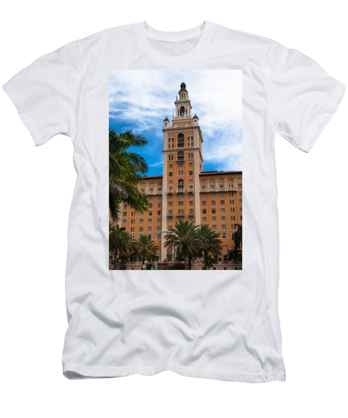 Coral Gables Biltmore Hotel Men's T-Shirt (Athletic Fit)