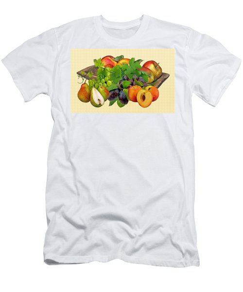 Day Fruits Men's T-Shirt (Athletic Fit)