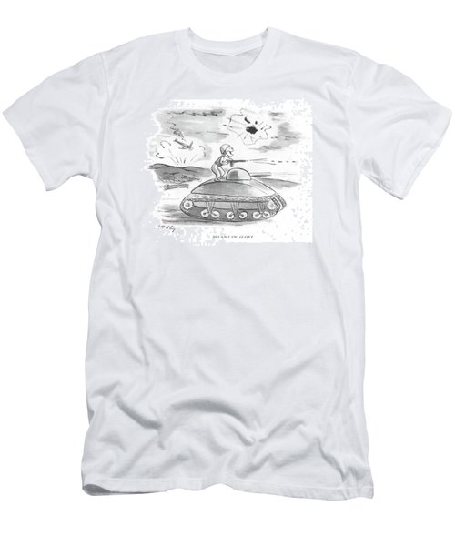 Dreams Of Glory Men's T-Shirt (Athletic Fit)