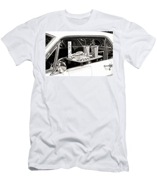 Drive-in Men's T-Shirt (Athletic Fit)