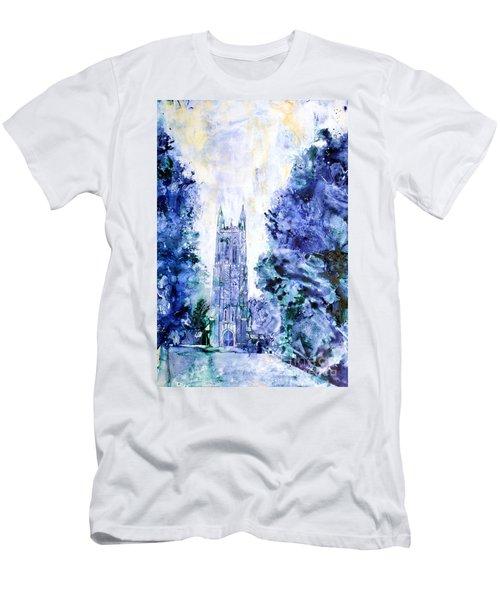 Duke Chapel Men's T-Shirt (Athletic Fit)