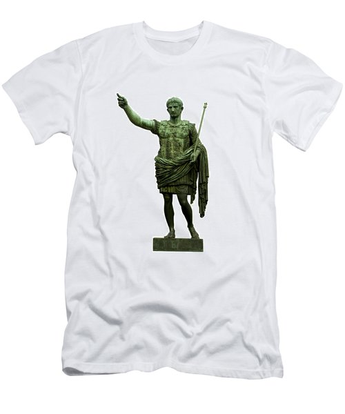 Emperor Caesar Augustus Men's T-Shirt (Athletic Fit)