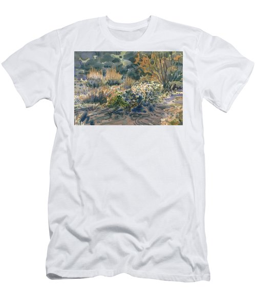 High Desert Flora Men's T-Shirt (Athletic Fit)