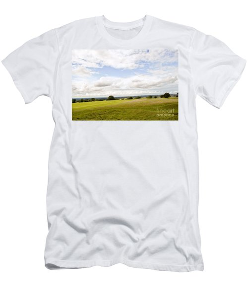 Hill Of Tara Men's T-Shirt (Athletic Fit)